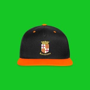 Barcelona, cap - Contrast snapback cap