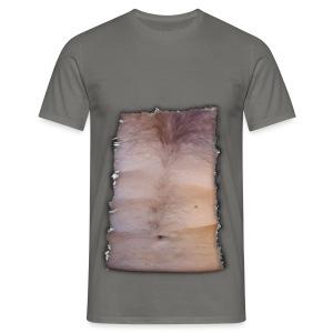 Sexy Bauch Baby - Männer T-Shirt