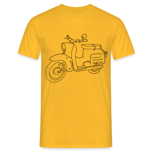 Simson Schwalbe - Männer T-Shirt