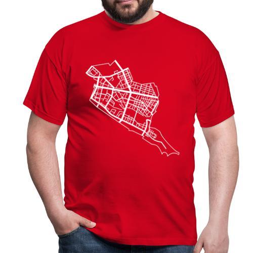 Friedrichshain Berlin - Männer T-Shirt
