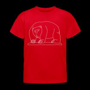 Moabiter Bären Brücke - Kinder T-Shirt