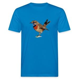 Blaukehlchen - Männer Bio-T-Shirt