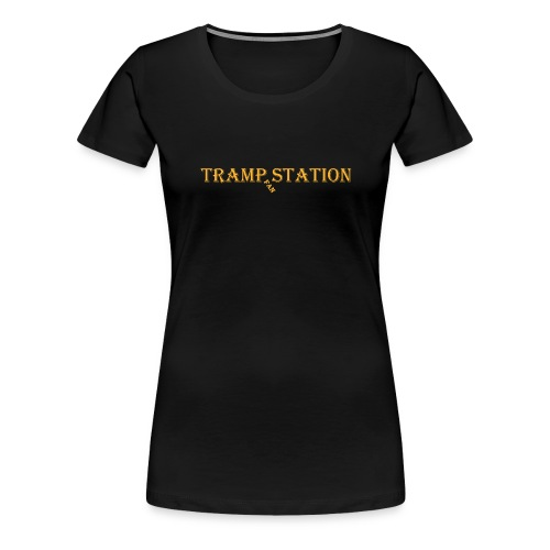 Damen Fanshirt, Premium - Frauen Premium T-Shirt