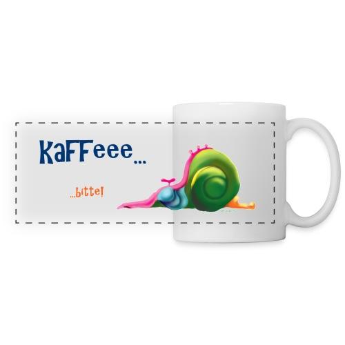 Kaffeee ... bitte! - Panoramatasse
