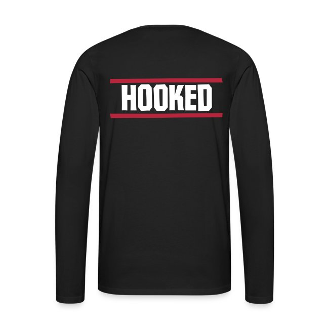 Puck logo long sleeve black