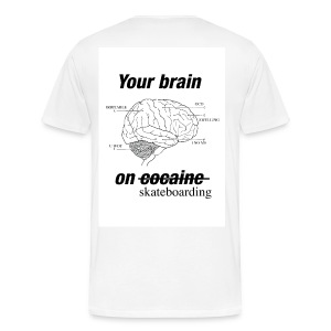 Brain feeling  - Men's Premium T-Shirt