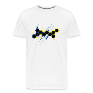 Abstract - Männer Premium T-Shirt