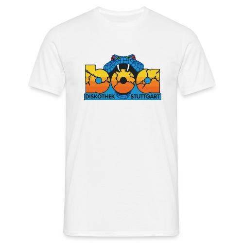 boa Shirt Kurzarm Herren - Männer T-Shirt