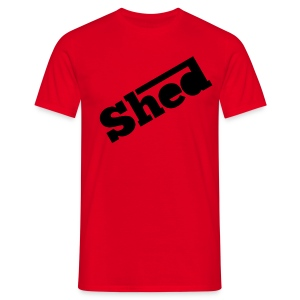 Red Shed Mens - Men's T-Shirt