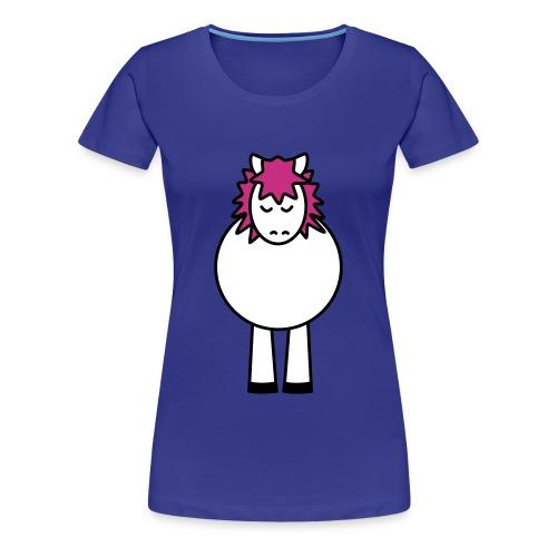 Pinki - Frauen Premium T-Shirt