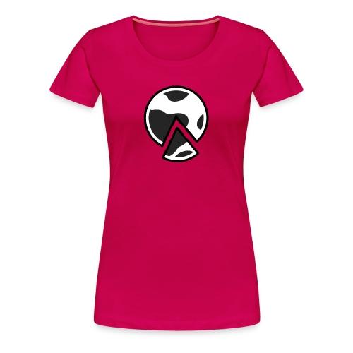 ALMplus Pizza with Part (Frauen) - Frauen Premium T-Shirt