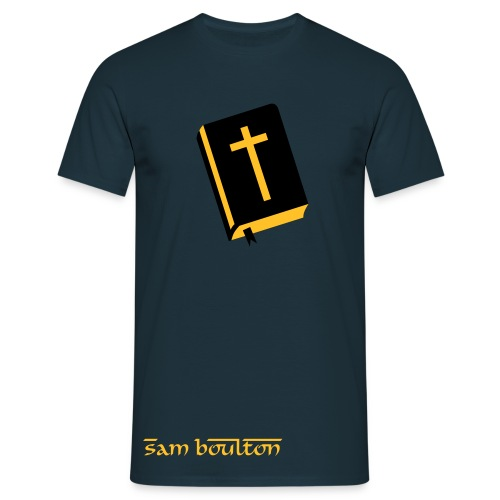 Bible Tee - Men's T-Shirt