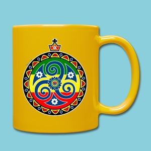 Full Colour Mug Rasta triskele - Full Colour Mug