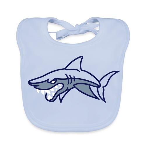 sharky - Bavoir bio Bébé