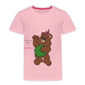 Goosebearry - Watch out! Stings - Kinder Premium T-Shirt