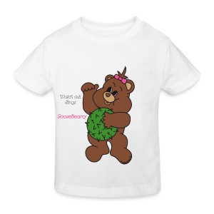 Goosebearry - Watch out! Stings - Kinder Bio-T-Shirt