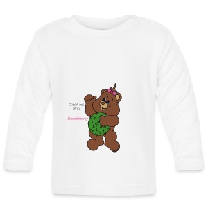 Goosebearry - Watch out! Stings - Baby Langarmshirt