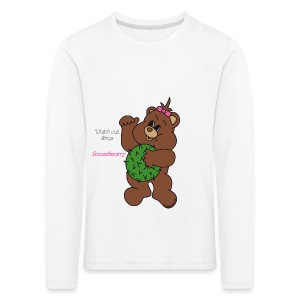 Goosebearry - Watch out! Stings - Kinder Premium Langarmshirt