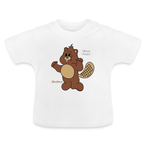 Beabear - Always hungry! - Baby T-Shirt