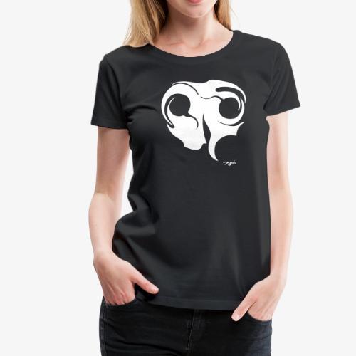 Jeux d'apparences - Frauen Premium T-Shirt