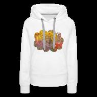Sweatshirts ~ Dame Premium hættetrøje ~ Hættetrøje dame, angel cloud