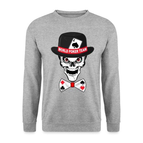 World poker team - Sweat-shirt Homme