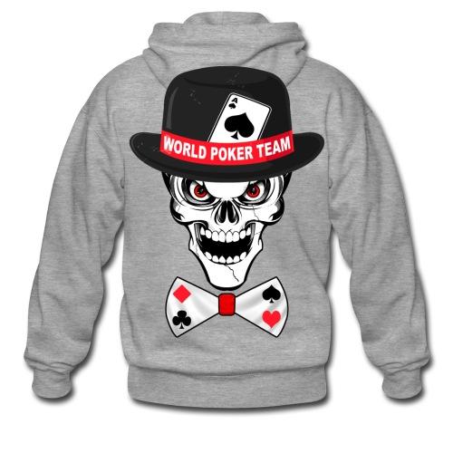World poker team - Veste à capuche Premium Homme