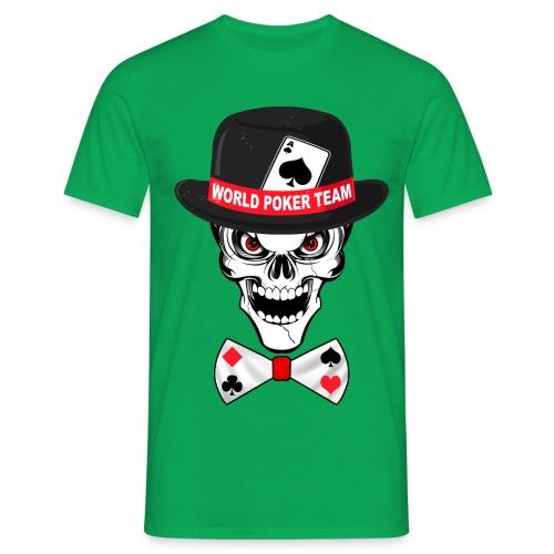 World poker team - T-shirt Homme