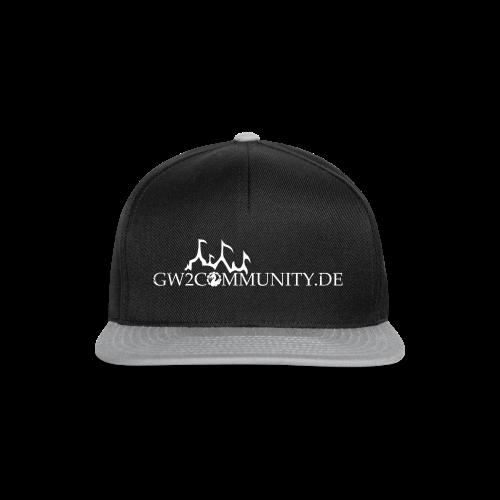 GW2Community Cap - Snapback Cap
