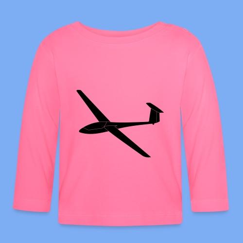 Segelflugzeug Glasflügel Mosquito - Baby Long Sleeve T-Shirt