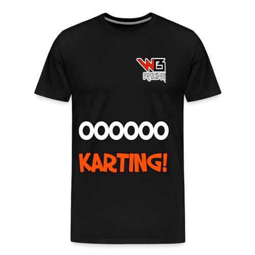 OOooOO Karting! Tee - Men's Premium T-Shirt