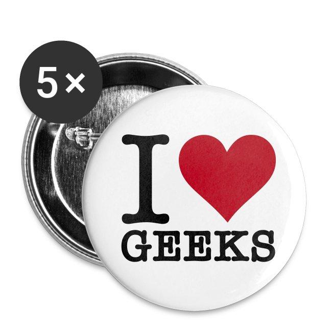 Spille I love Geeks
