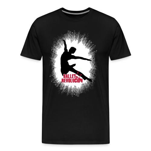 Unisex T-Shirt Ballet Revolución Tänzer, schwarz - Männer Premium T-Shirt