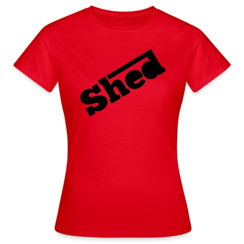 Red Shed Womens - Women's T-Shirt