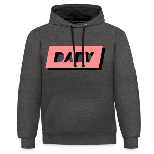 DADV - Sweat-shirt contraste
