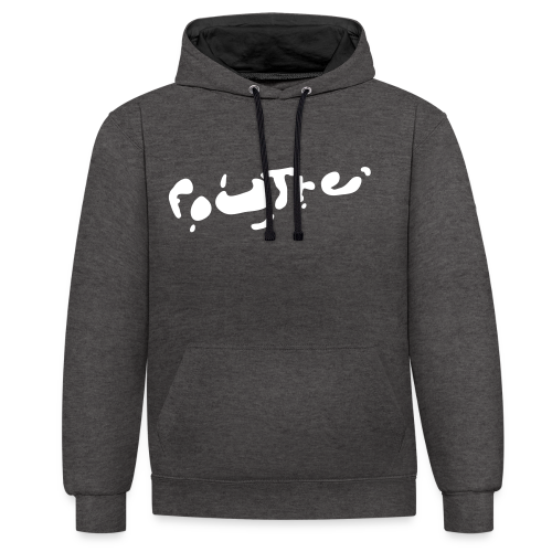 Foutre - Sweat-shirt contraste