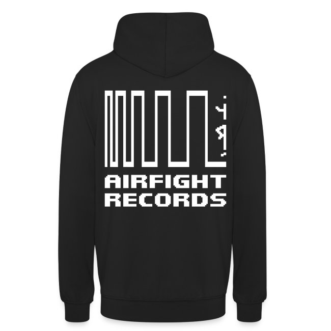 2018 - AIRFIGHT records hoodie