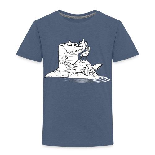KrokoCrew - Kinder Premium T-Shirt