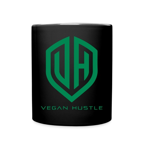 VEGAN HUSTLE MUG - Full Colour Mug
