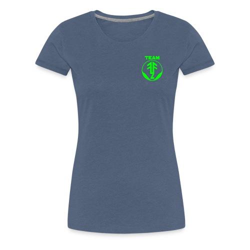 Teamshirt Woman - Frauen Premium T-Shirt
