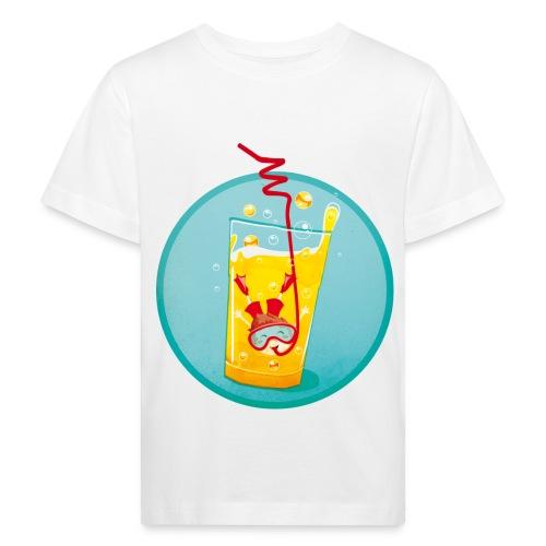 Limotaucher - Kinder Bio-T-Shirt