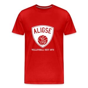 Old School Fanshirt Herren - Männer Premium T-Shirt