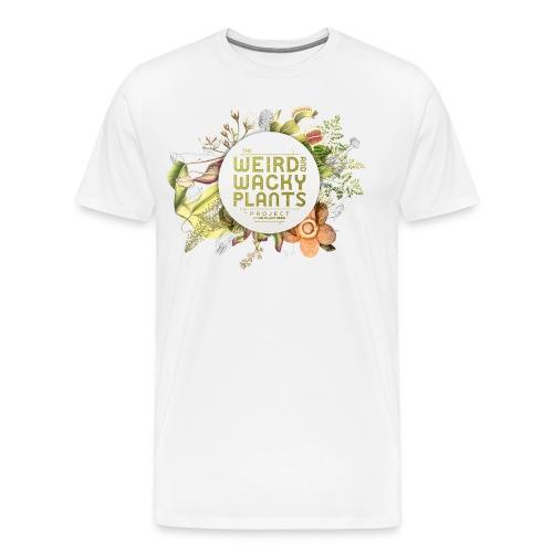 Weird and Wacky short - Men's Premium T-Shirt