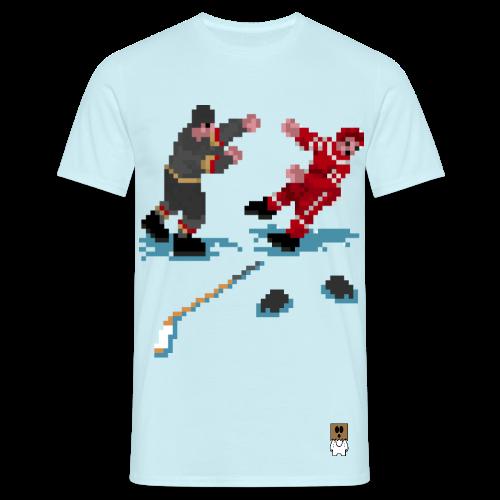 GLOVES OFF! - Men's T-Shirt