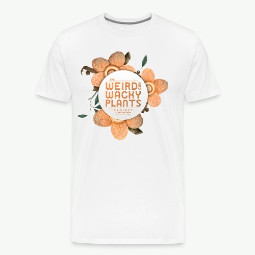 Weird and Wacky Raffelsia - Men's Premium T-Shirt