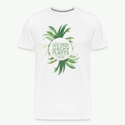 Weird and Wacky Ananas - Men's Premium T-Shirt