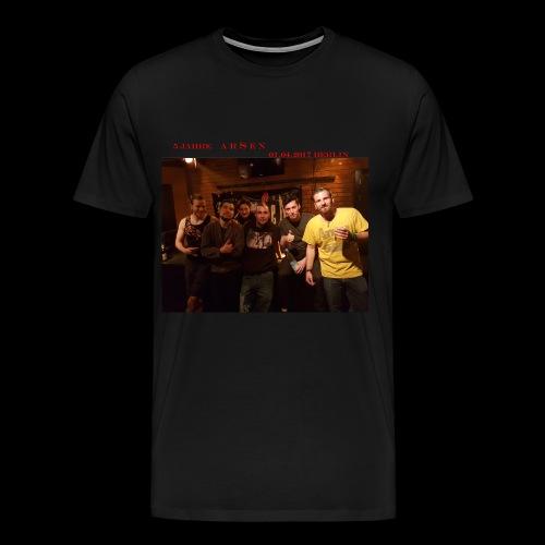 Shirt Micha - Männer Premium T-Shirt