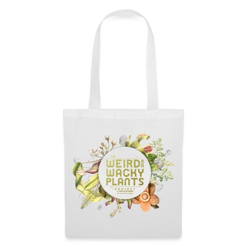 Weird and Wacky tote - Tote Bag