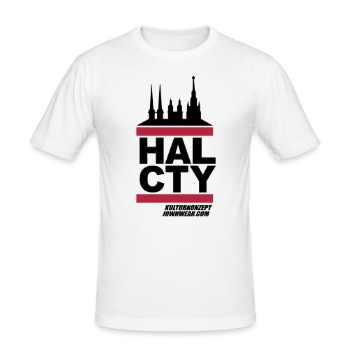 HAL.CTY - JOWHWEAR - 20180124006 - Männer Slim Fit T-Shirt