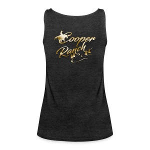 Cooper Ranch digital - Frauen Premium Tank Top